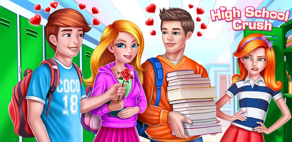 HIGH SCHOOL CRUSH FIRST LOVE ПОЛНУЮ ВЕРСИЮ СКАЧАТЬ БЕСПЛАТНО