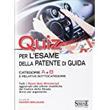 Quiz per la patente di guida. Categorie A e B e relative sottocategorie