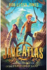 Jake Atlas and the Hunt for the Feathered God Kindle Edition