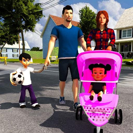 Simulateur De Mere Virtuelle Garderie Baby Sitter Jeux En Famille