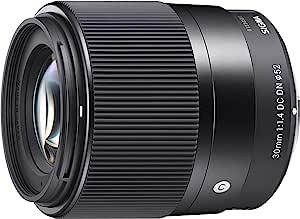 Sigma 30 Mm F1 4 Dc Dn Contemporary Lens Camera Photo