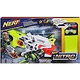 Hasbro Nerf Nitro E0408EU4 Nerf AeroFury Ramp Rage, Fahrzeugblasterset