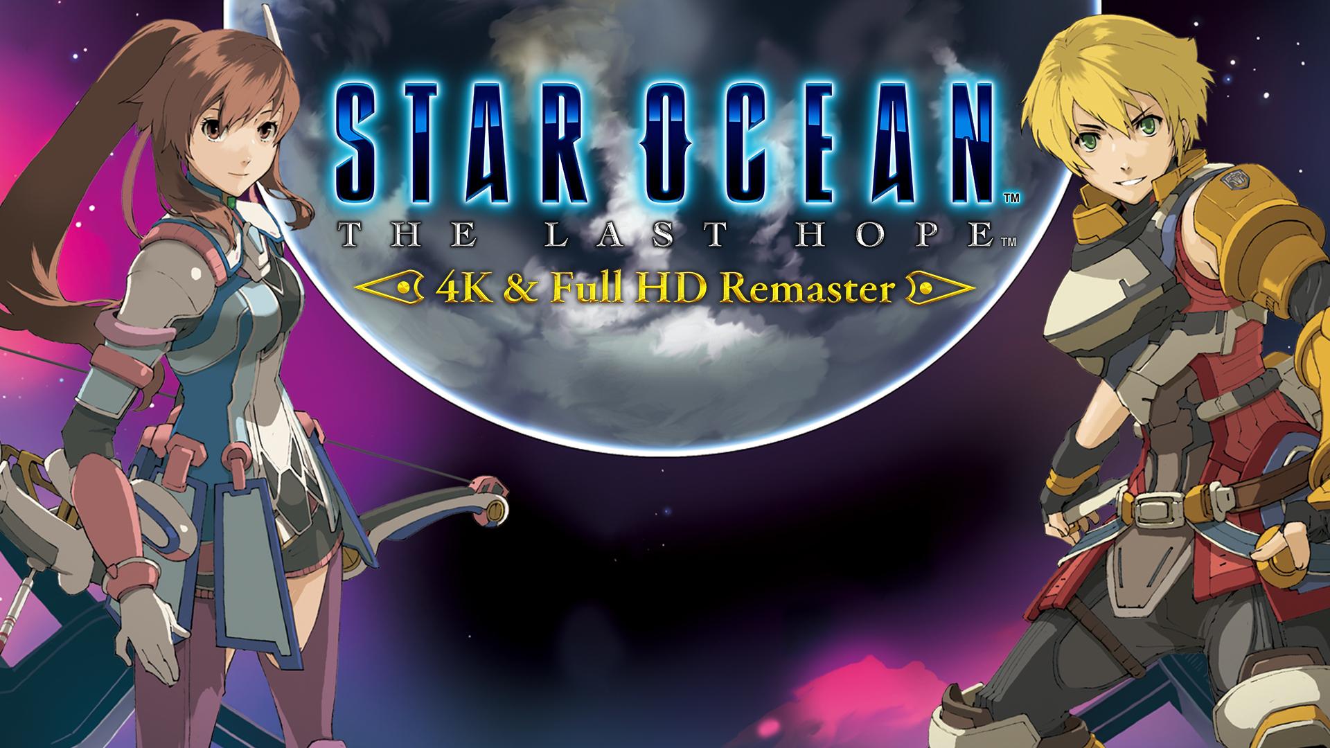 Star Ocean - The Last Hope (Standard Edition) (Star Ocean Pc)