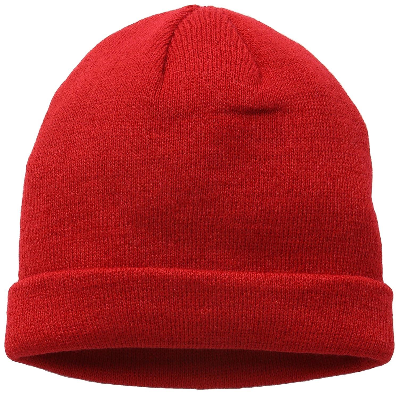 f497e4aa742 MSTRDS Men s Short Cuff Knit Beanie Hat  Amazon.co.uk  Clothing