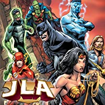 JLA (1997-2006) (Collections) (10 Book Series)