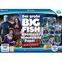 Das große Big Fish Abenteuer Wimmelbild-Paket 3 - [PC]