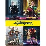 Penguin LCC US The World Of Cyberpunk 2077, multicolor (3003-717)