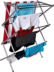 Magna Homewares® Accordion Basic Cloth Drying Stand