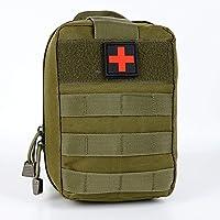 YOCOOL Erste Hilfe Set Tasche taktisch Notfalltasche Medizintasche Reiseapotheke Rettungsbeutel Outdoor Camping tragbar