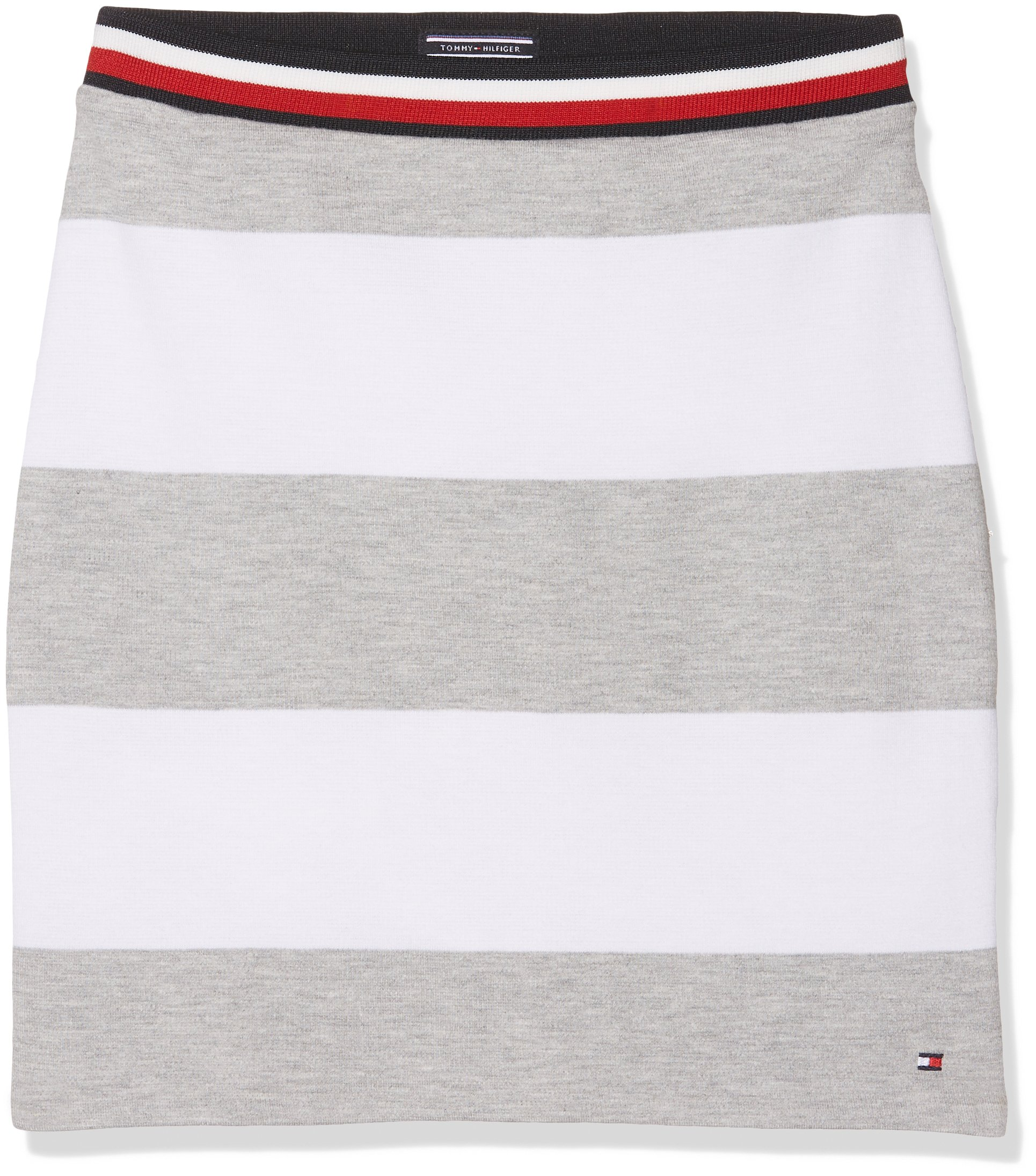 Tommy Hilfiger Bright Stripe Knit Skirt Falda para Niñas