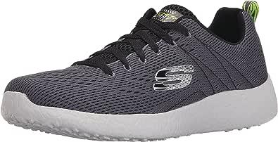 Skechers Burst Second Wind, Herren Sneakers, grau Gray