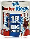 Kinder Riegel, 18 Stück, 378 g