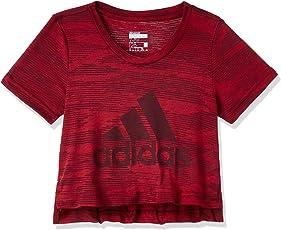 adidas Girls' T-Shirt