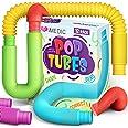 iMedic 12 stks Pop Buizen-Sensory Fidget Speelgoed voor Kinderen of Volwassenen, Autisme en Speciale Noden. Verminder Angst e