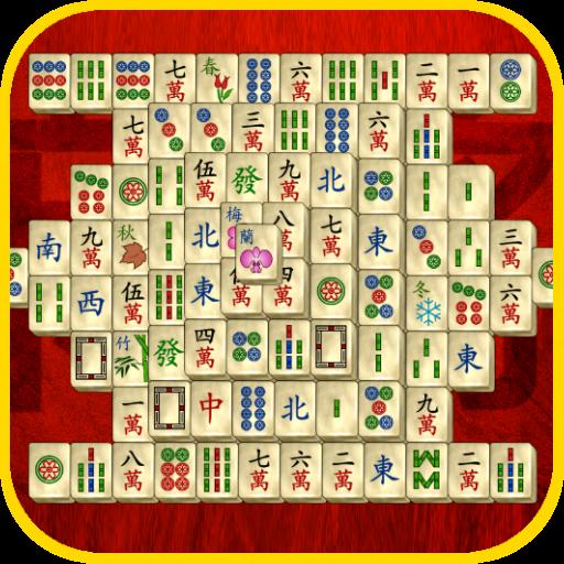Mahjong Classic (Kostenlose Spiele, Trivia)