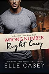 Wrong Number, Right Guy (The Bourbon Street Boys Book 1) (English Edition) Kindle Ausgabe
