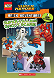 Super-Villain Ghost Scare! (LEGO DC Comics Super Heroes: Brick Adventures) (LEGO DC Super Heroes Book 2)