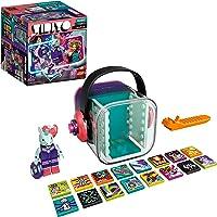 LEGO 43106 VIDIYO Unicorn DJ Beatbox Créateur de Clip Vidéo Musique, Jouet Musical avec Licorne, Appli Set de Réalité…
