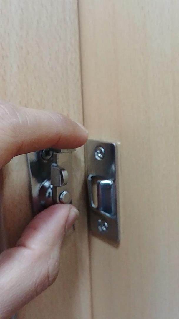Cerradura de la puerta hebilla de la puerta vintage Cerradura de ...