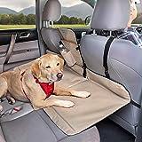 Kurgo hund bilstol bro – förlängning för baksätet för hundar – baksätet barriär med utökning av sätet för hundar – vattentät,