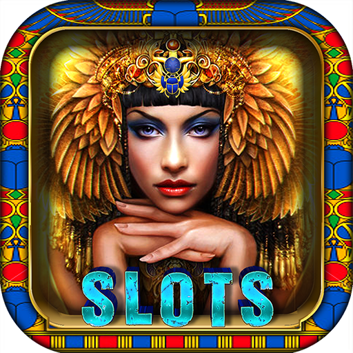 ♛ Cleopatra Slot Machine HD ♛ - Book of Ra Egypt and Crown Magical era temple Journey in golden sand gambling Casino -