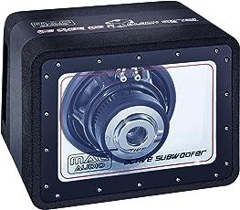 Mac Audio Ice Cube 108 A Black Series aktiver Bandpass-Subwoofer