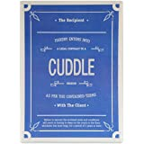 Oye Happy Romantic Cute Cuddle Contract Love Letter Type Gift (Multicolour)