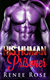 His Human Prisoner: An Alien Warrior Romance (Zandian Masters Book 2) (English Edition)