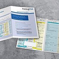PrintingWeb MODULO CID - CAI CONSTATAZIONE Amichevole in Lingua Italiana (1 Pezzo)