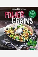 Powergrains: Quinoa, Couscous, Bulgur & Co. (Gesund & lecker) Kindle Ausgabe