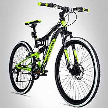 bergsteiger kodiak 26 zoll mountainbike geeignet ab 150. Black Bedroom Furniture Sets. Home Design Ideas