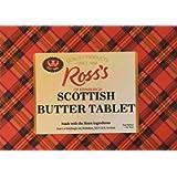 Ross's of Edinburgh Scottish Butter Tablet Gift Box 190 g