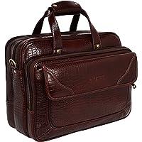 HYATT Leather Accessories 16 Ltrs 30.50 cm Office Bag