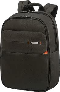 Samsonite Network 3 14 Zoll Laptoprucksack 40 5 Cm 16 L Schwarz Charcoal Black Koffer Rucksäcke Taschen