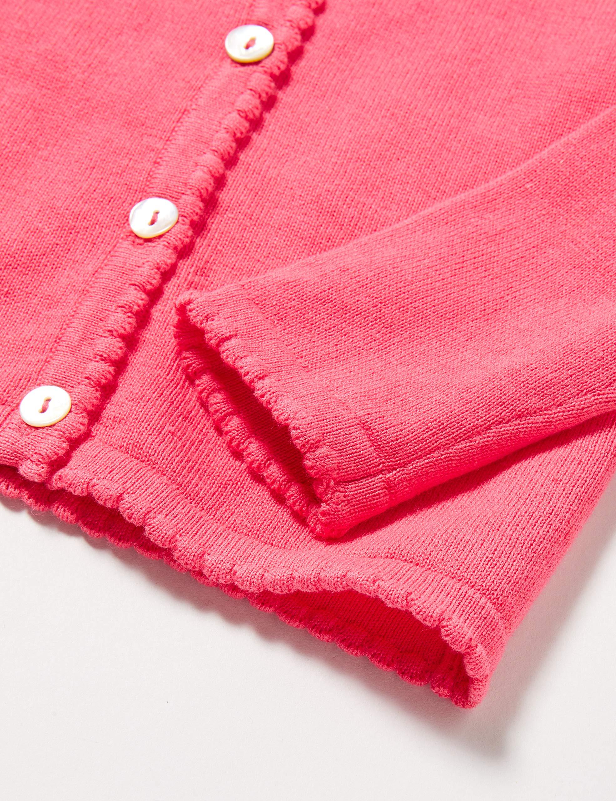 Noa Noa Miniature Baby Basic Light Knit Chaqueta Punto para Bebés 4