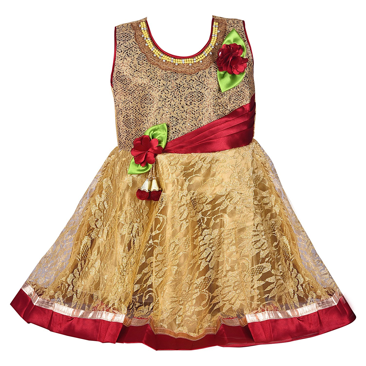 f3149d8b04db HomeProductGirl s ClothingWish Karo Party wear Baby Girls Frock Dress  DNfr1525. 🔍. Girl s Clothing