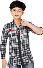1st RANK PLUS Boy's Party Wear Shirt