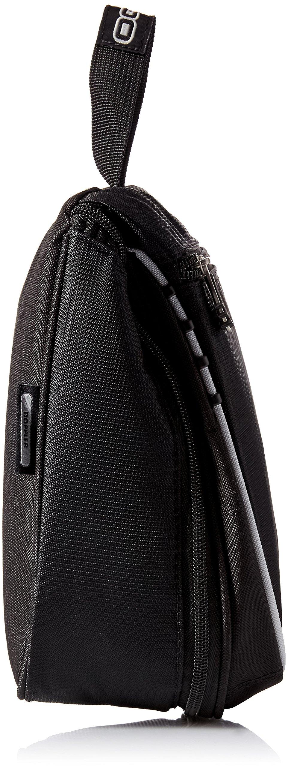 91ywgx97XKL - OGIO Doppler Travel Kit, Black, 24 cm-4 Litre