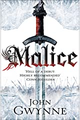 Malice (The Faithful and The Fallen Series Book 1) Kindle Edition