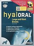 Farmadiet Hyaloral R.grandes 120 Cds Und Riesen (10X12)