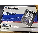 CONSISTENT Desktop Hard DISC 320 GB Internal