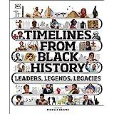 Timelines from Black History: Leaders, Legends, Legacies