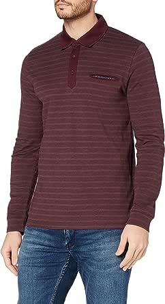 Pierre Cardin Men's Longsleeve Polo Basic Plus Interlock T-Shirt