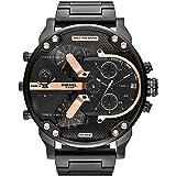 Diesel Mr. Daddy 2.0 - Orologio al quarzo con cronografo in acciaio inox