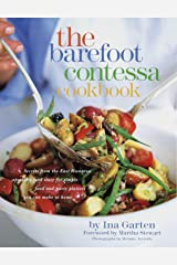 The Barefoot Contessa Cookbook Hardcover