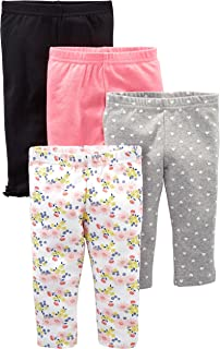 Simple Joys by Carters Baby-Boys 4-Pack Pant Pants