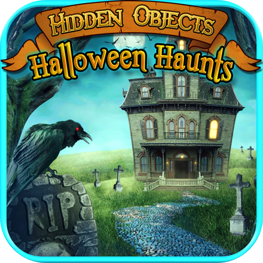 Hidden Objects Haunted Halloween Nights