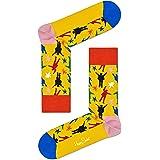 Happy Socks Calcetines Beatles para hombre, multicolor, 7-11 (41-46)