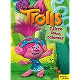 Trolls. Libro para colorear (Dreamworks. Trolls)