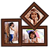 Ajanta Royal 3-Photo Frame Insert-CF-03 (Brown) : A-11B